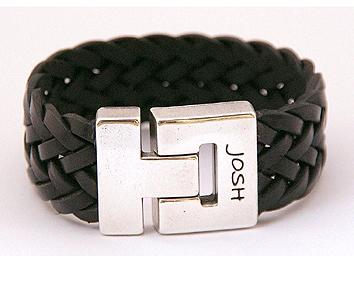 Josh armband 24002 zwart